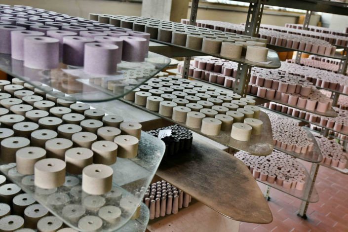 Making custom abrasive wheels